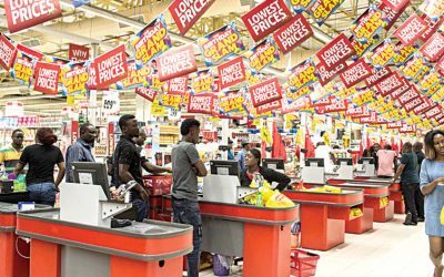 Independent Day Shopping In Lagos